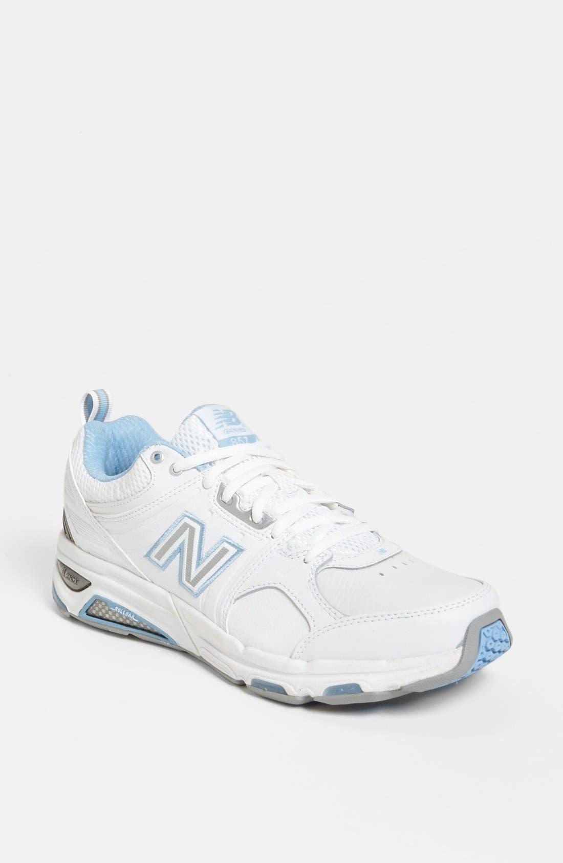 Alternate Image 1 Selected - New Balance '857' Training Shoe (Women)