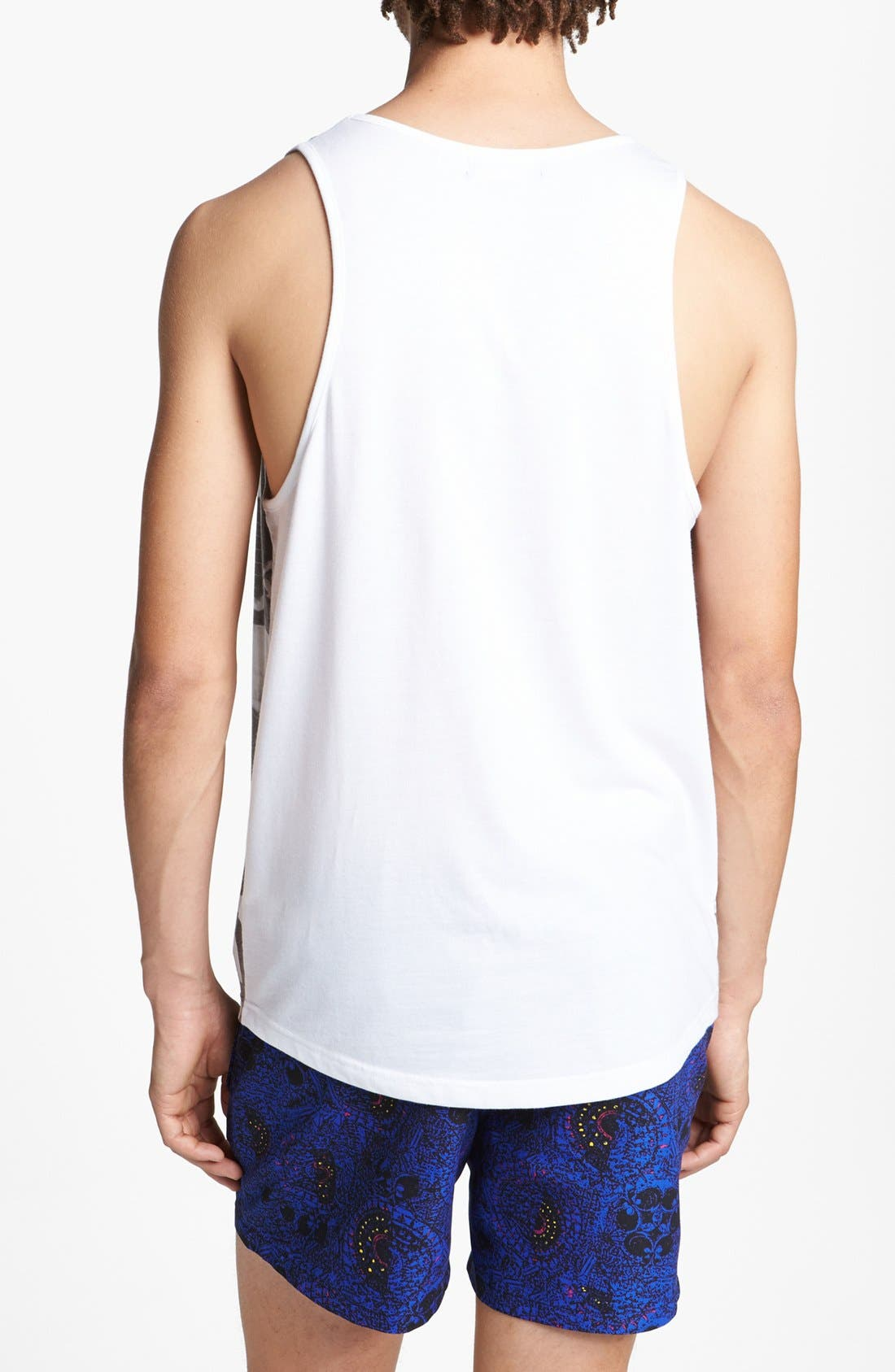 Alternate Image 2  - Topman 'Havana Sublimination' Tank Top