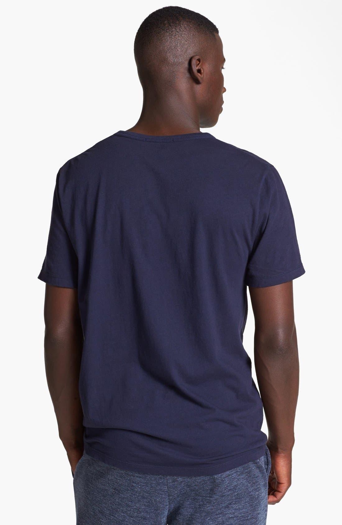 Alternate Image 2  - T by Alexander Wang Classic Crewneck T-Shirt