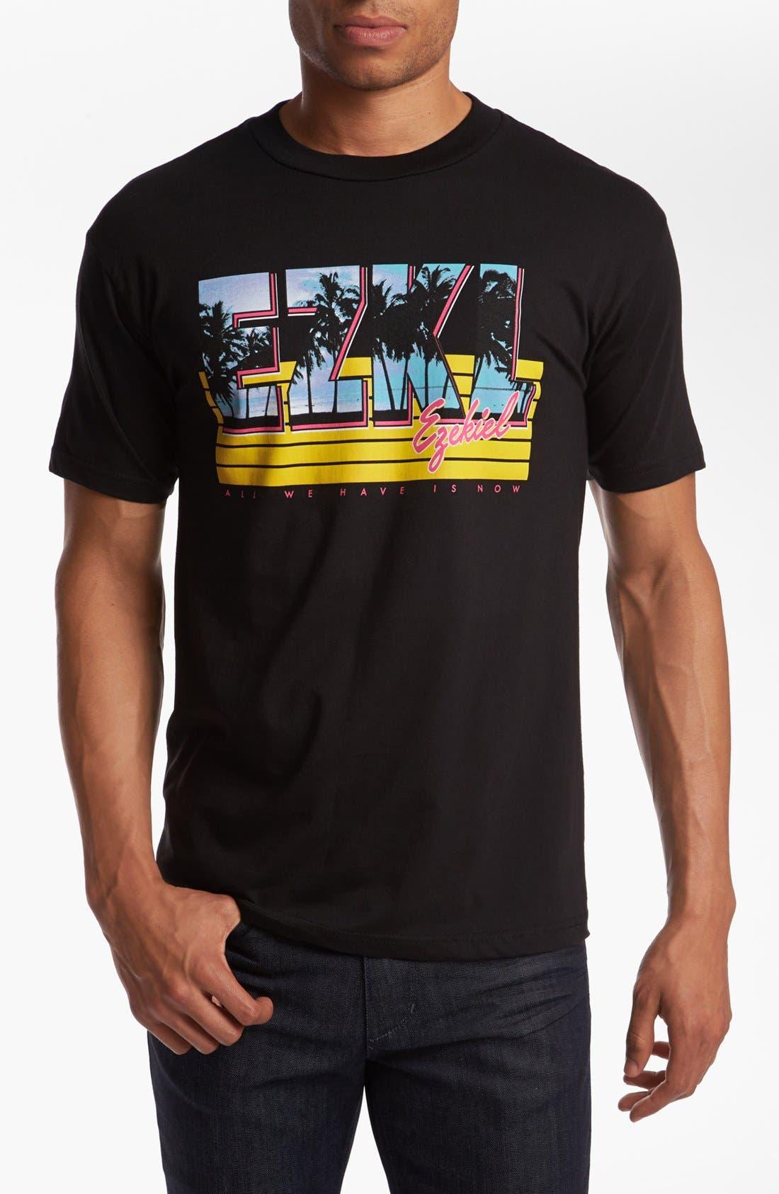 Alternate Image 1 Selected - Ezekiel 'Huntington' T-Shirt