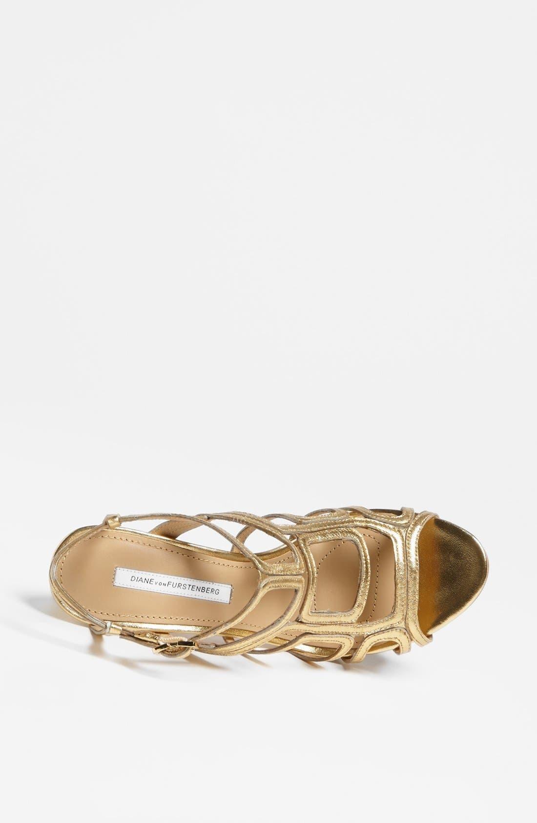 Alternate Image 3  - Diane von Furstenberg 'Jeanette' Sandal (Online Only)