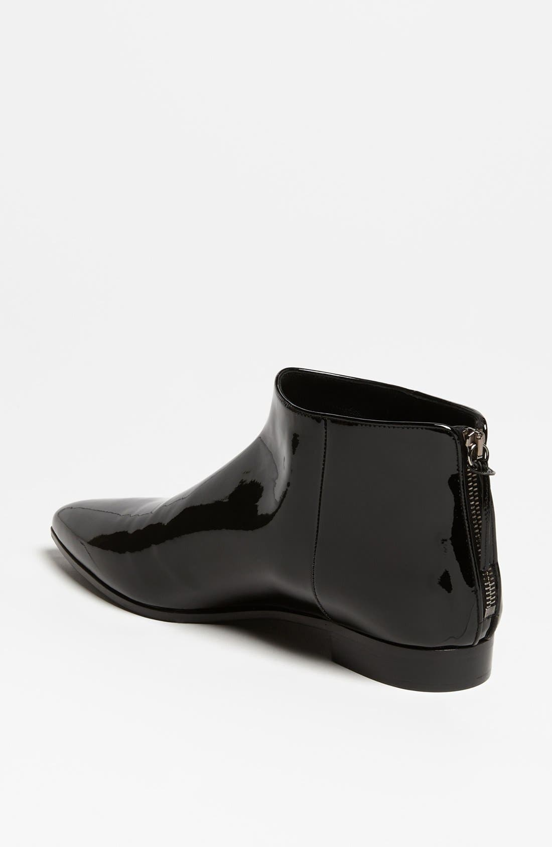Alternate Image 2  - Miu Miu Pointed Toe Chelsea Bootie