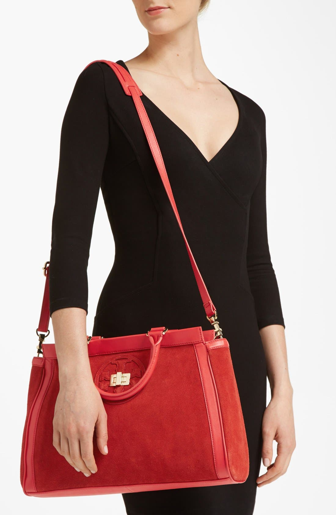 Alternate Image 2  - Tory Burch 'Gloria' Satchel