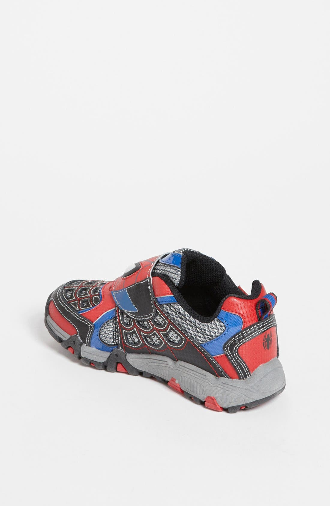 Alternate Image 2  - Stride Rite 'Spidey Lights' Sneaker (Walker, Toddler & Little Kid)