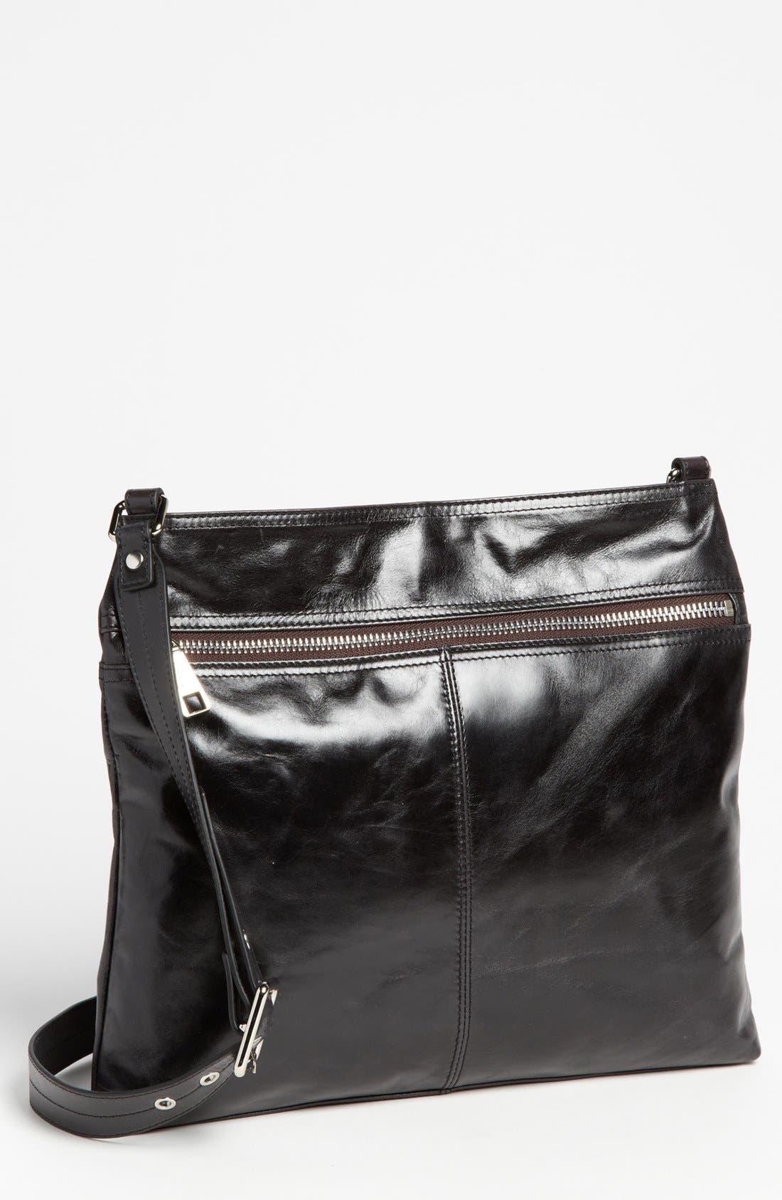 Alternate Image 1 Selected - Hobo 'Lorna' Leather Shoulder Bag