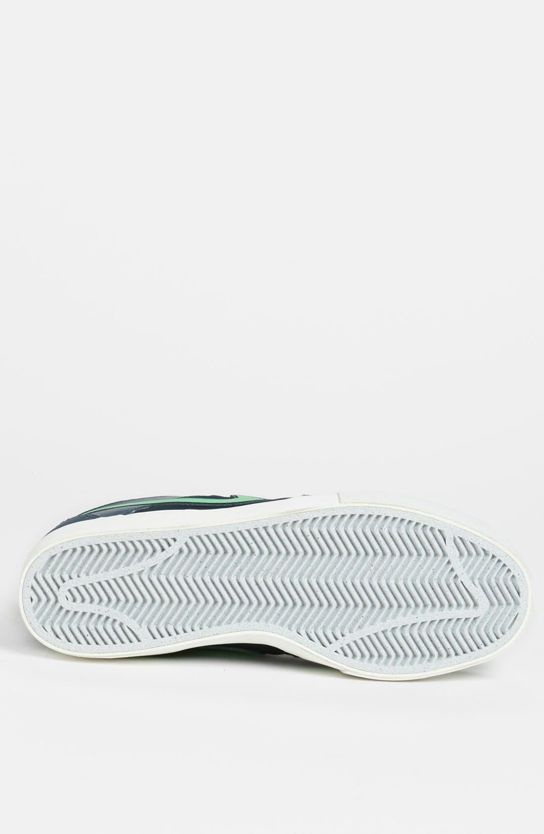 Alternate Image 4  - Nike 'Ruckus 2 LR' Skate Shoe (Men)