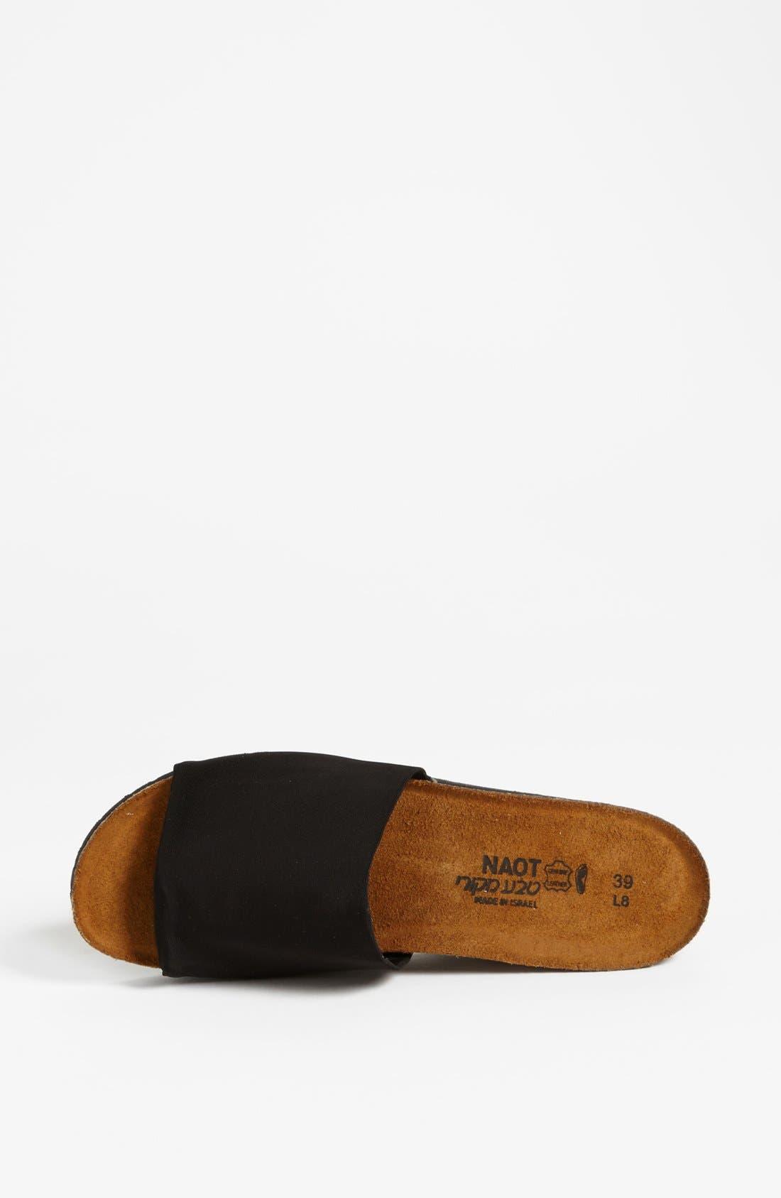 Alternate Image 3  - Naot 'Alana' Sandal