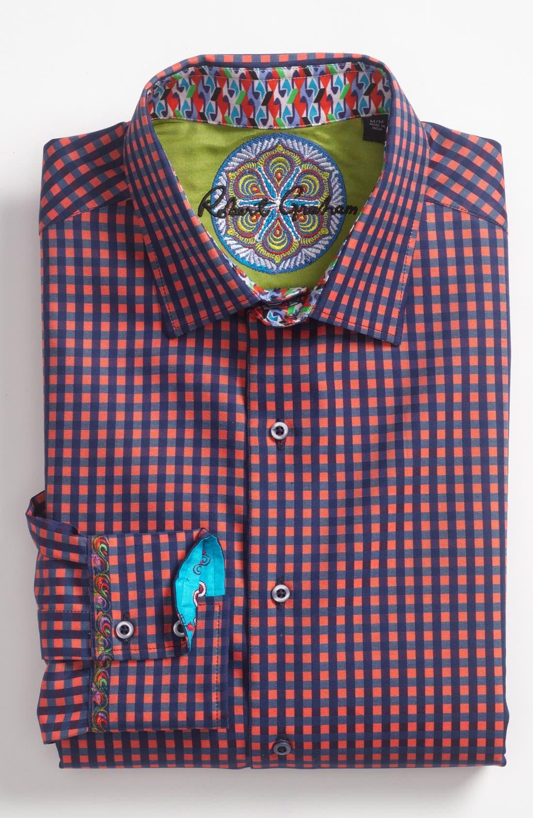 Alternate Image 2  - Robert Graham 'Garrison' Regular Fit Sport Shirt