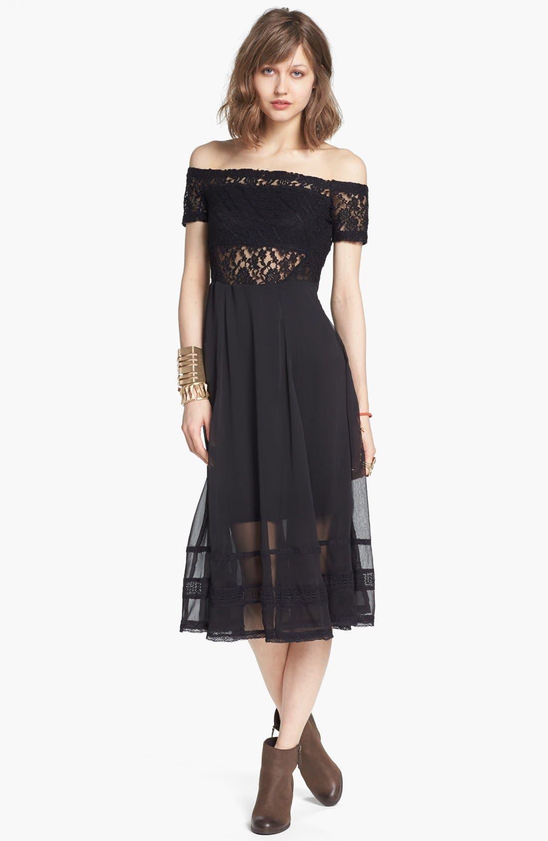 Main Image - Free People 'Raven' Dress