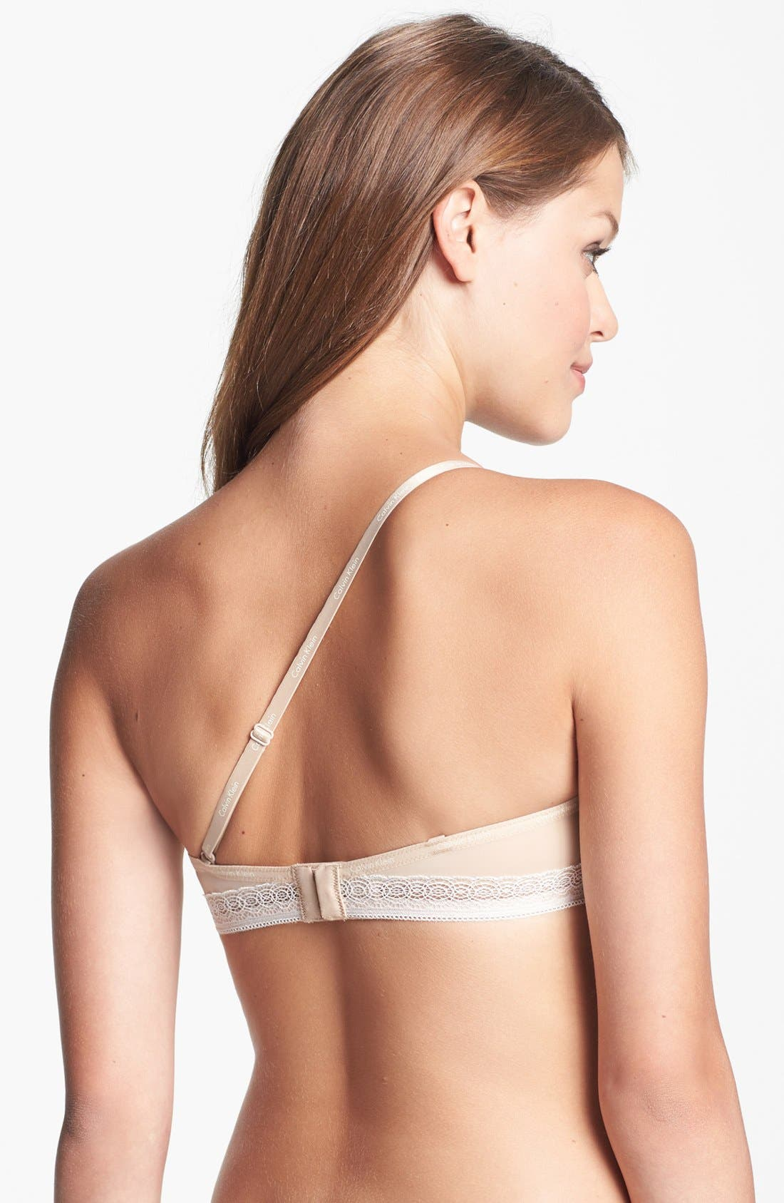 Alternate Image 4  - Calvin Klein 'Perfectly Fit' Convertible Bandeau Bra