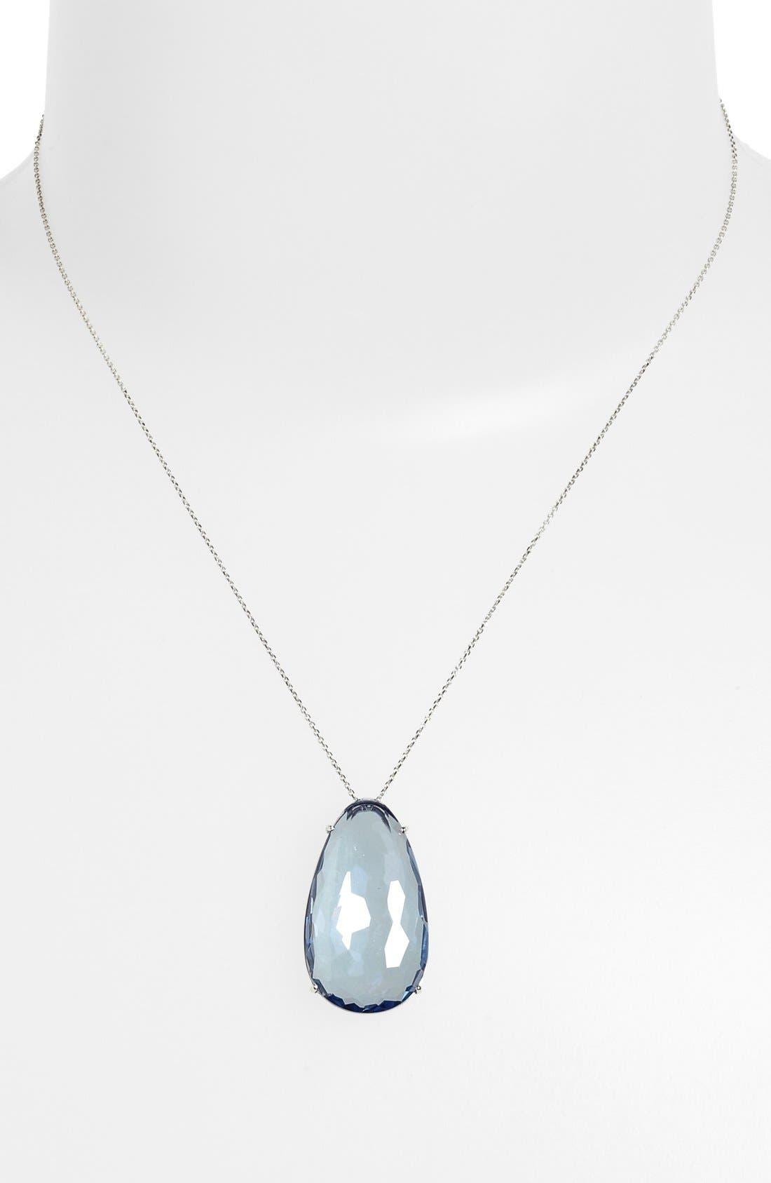 Alternate Image 2  - KALAN by Suzanne Kalan Stone Pendant Necklace