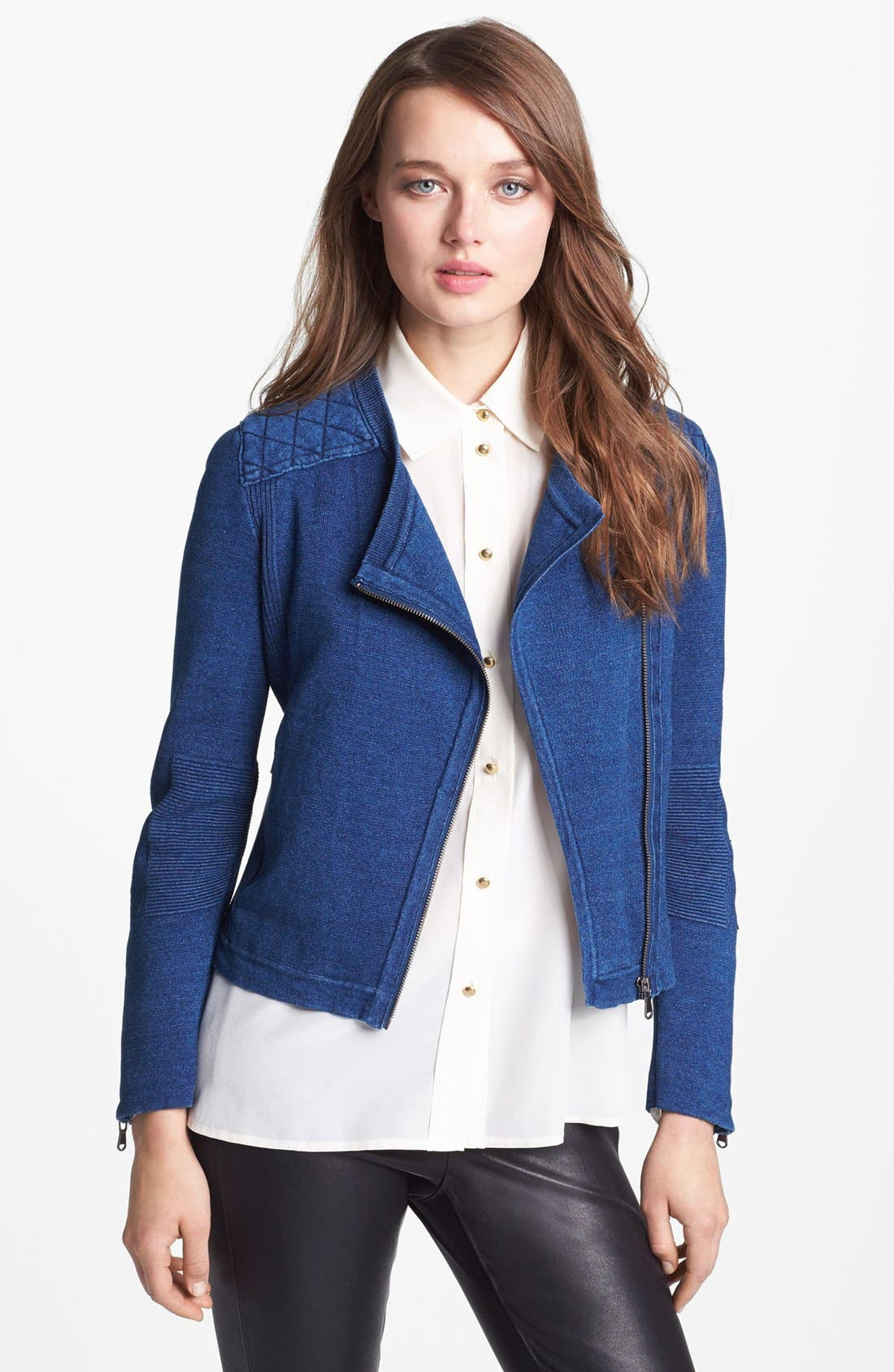 Alternate Image 1 Selected - MARC BY MARC JACOBS 'Descanso' Crop Jacket