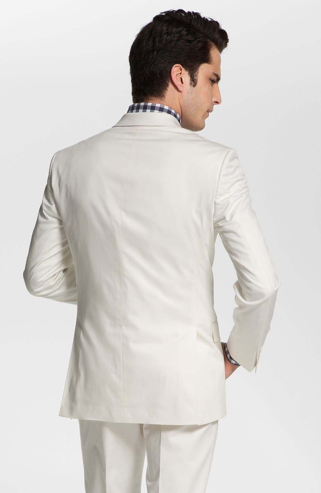 Alternate Image 2  - John Varvatos Star USA 'Loft' Trim Fit Blazer