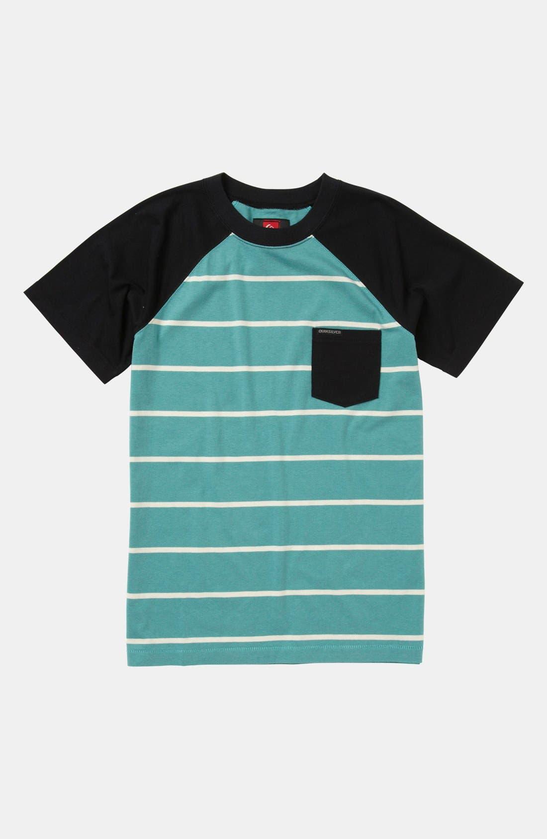 Alternate Image 1 Selected - Quiksilver 'Lennox' T-Shirt (Little Boys)