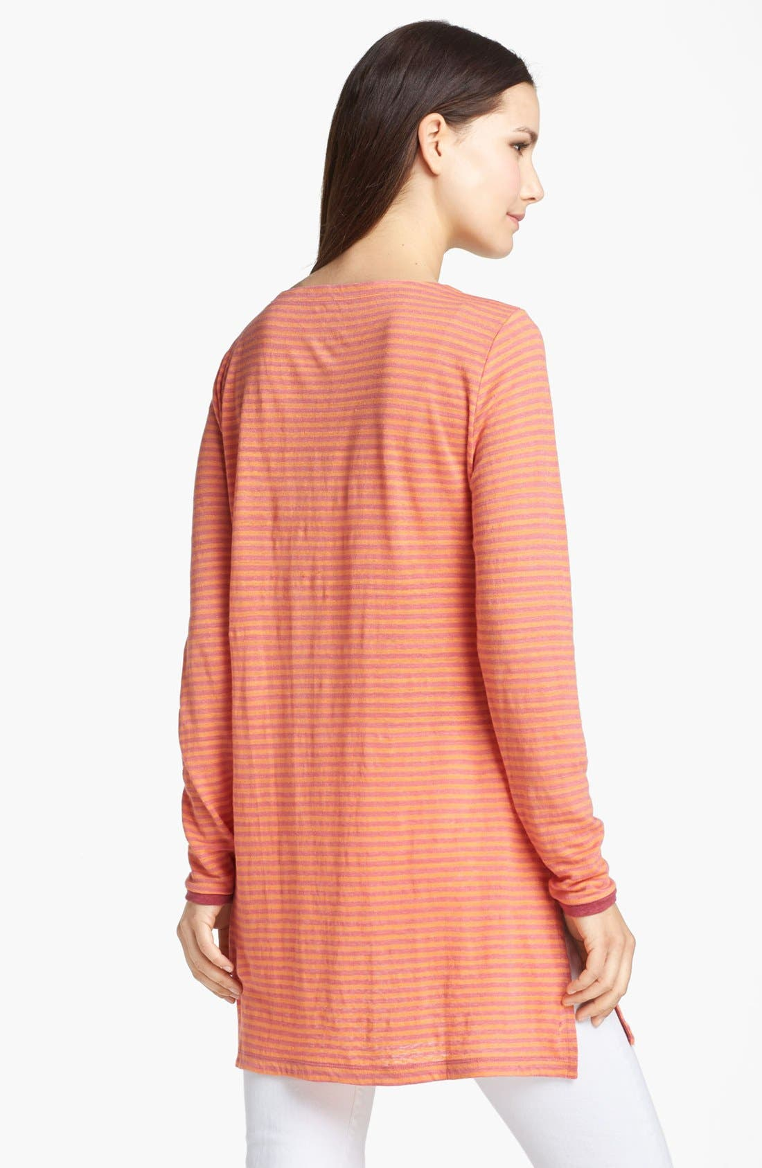 Alternate Image 2  - Eileen Fisher Scoop Neck Tunic