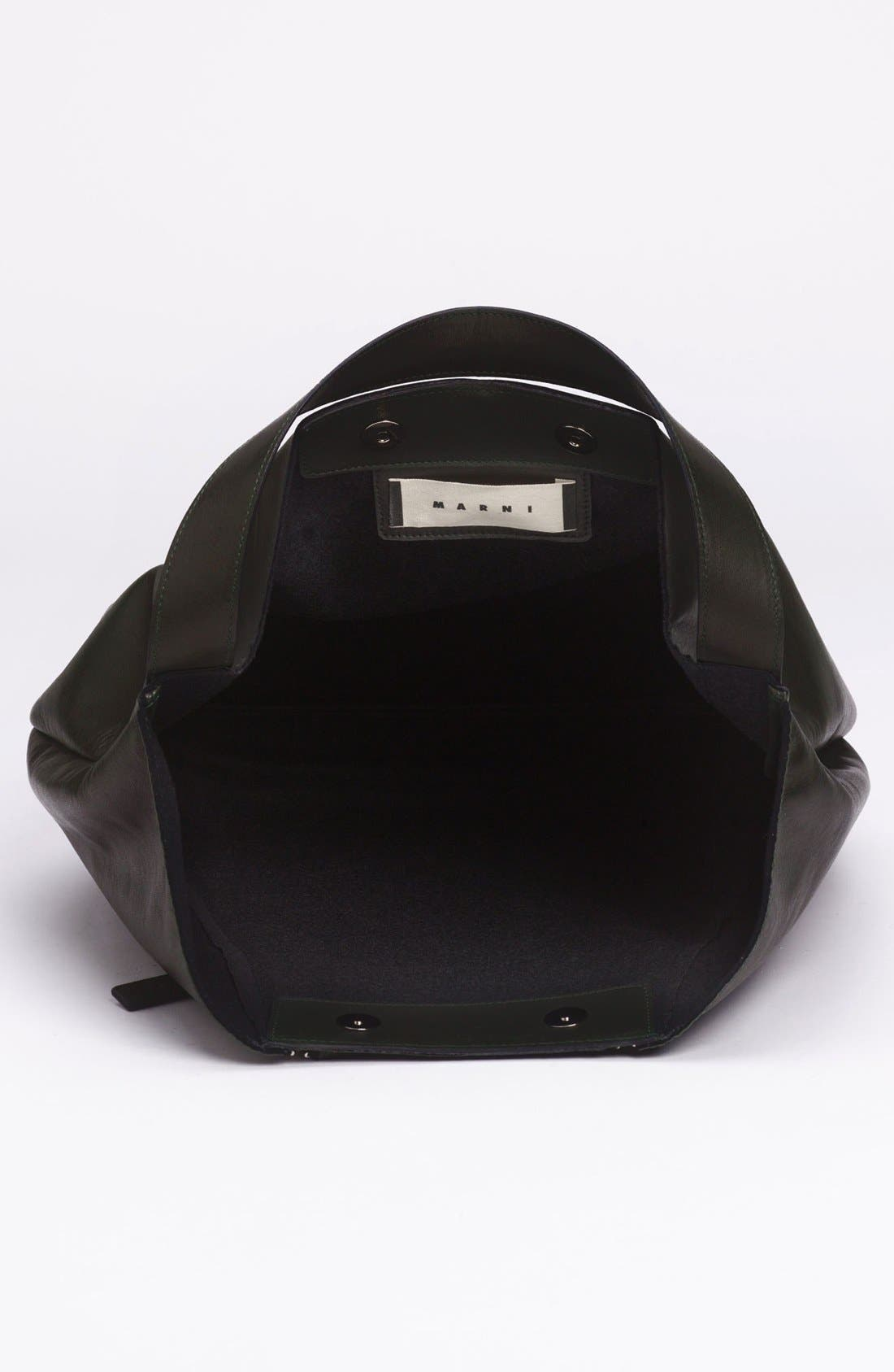 Alternate Image 3  - Marni Leather Hobo
