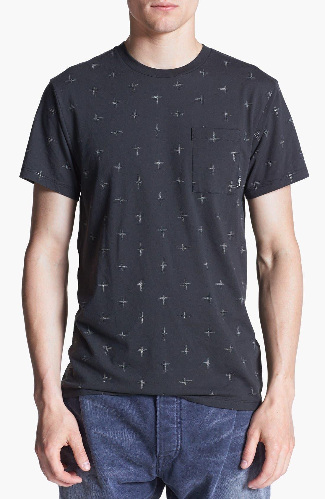 Main Image - Vans 'Noughts' Print T-Shirt