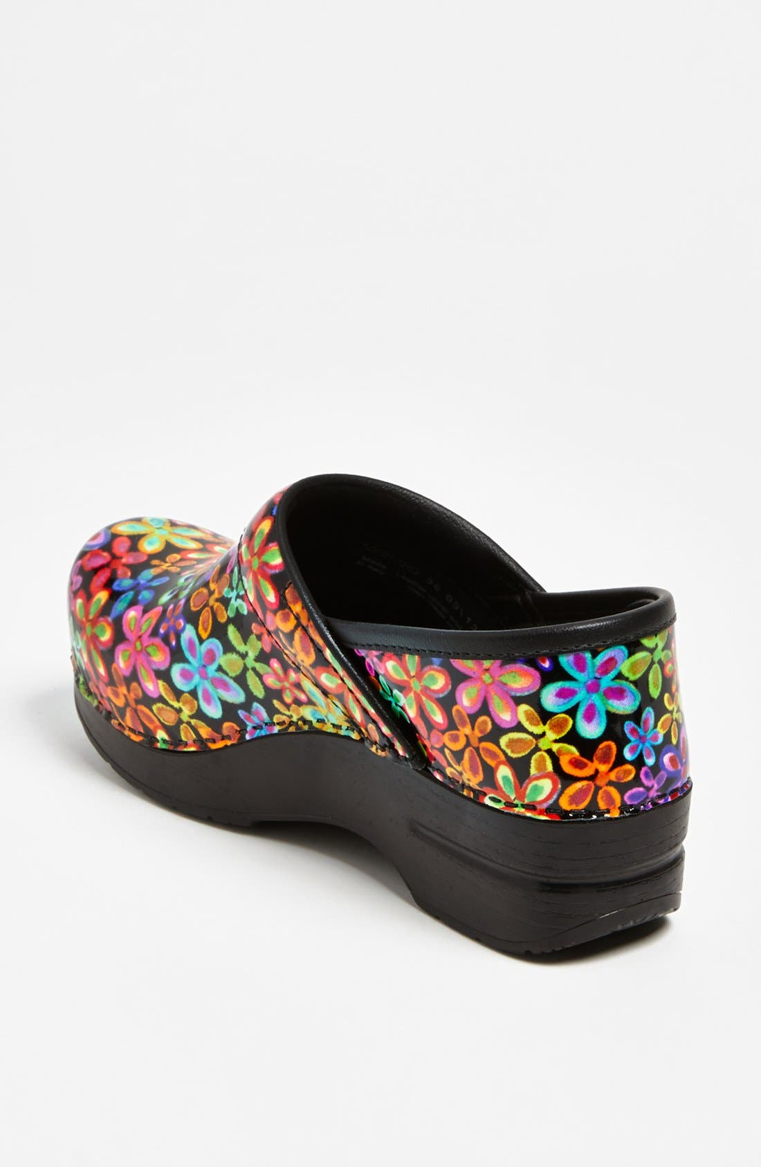 Alternate Image 2  - Dansko 'Professional - Flower Power' Clog