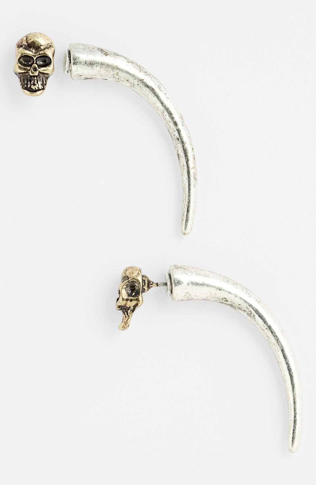 Main Image - Orion Curved Spike Earring