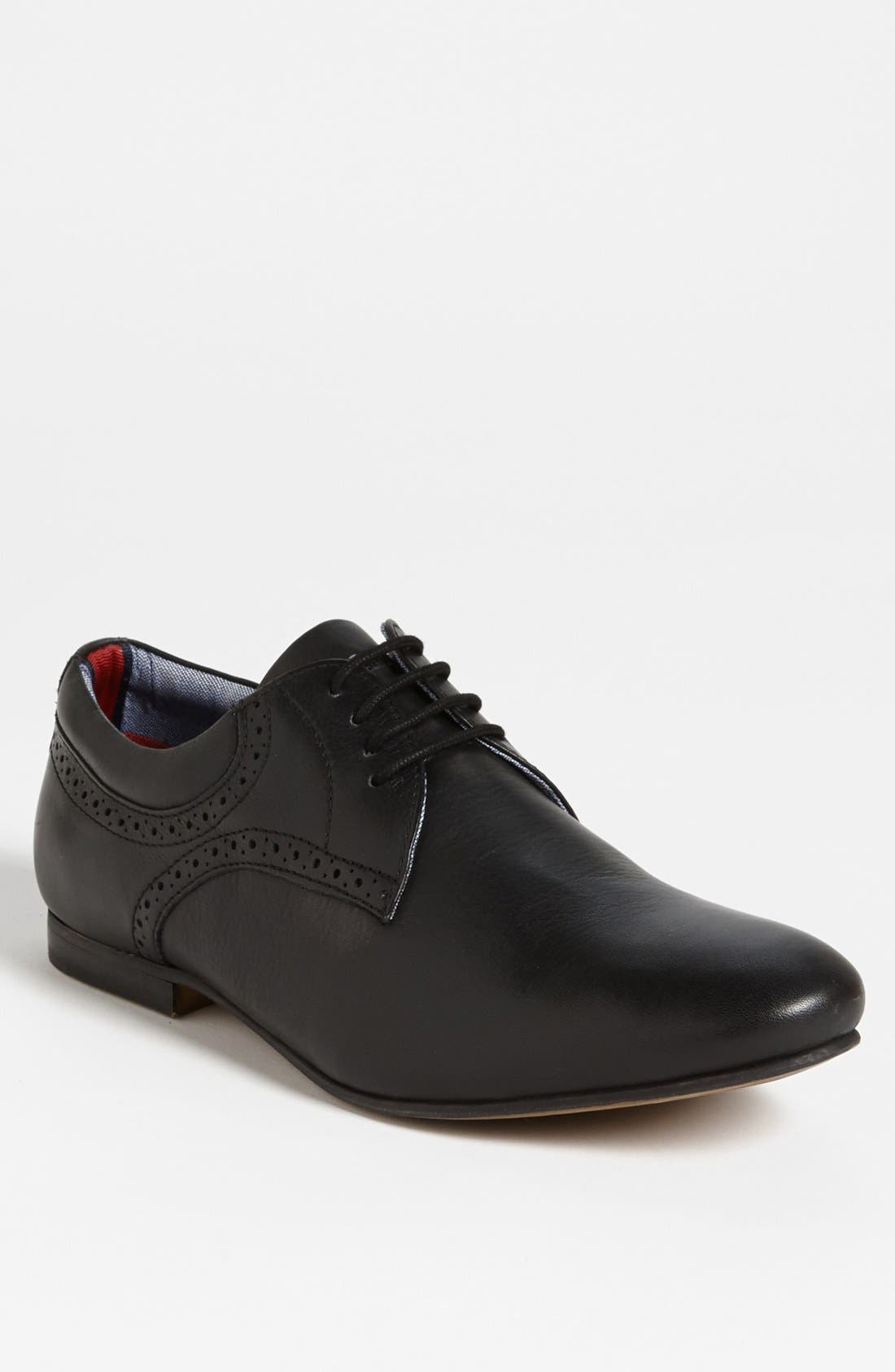 Main Image - Ben Sherman 'Vim' Plain Toe Derby
