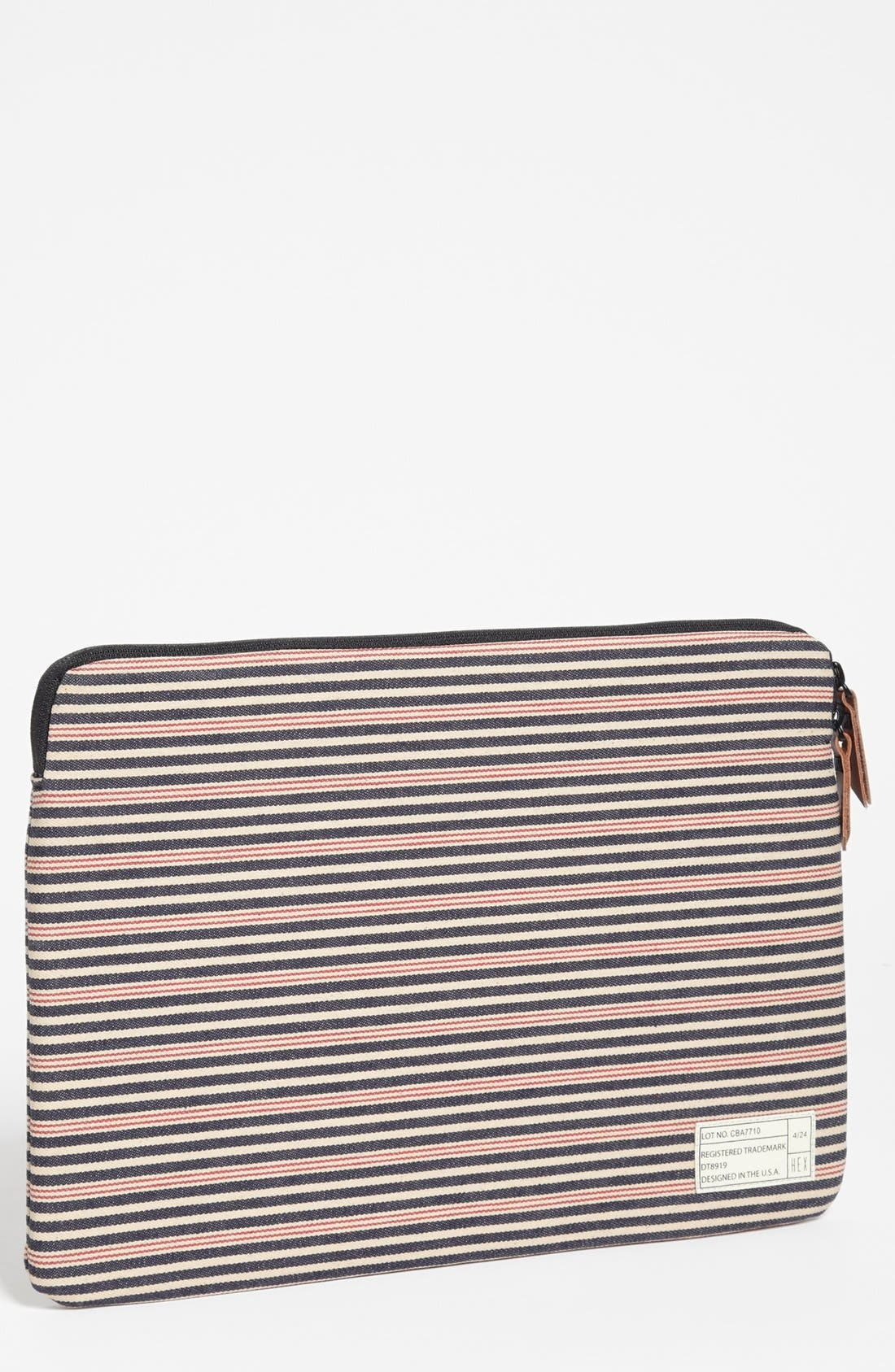 Alternate Image 1 Selected - HEX 'Cabana' MacBook Air Sleeve (13 Inch)