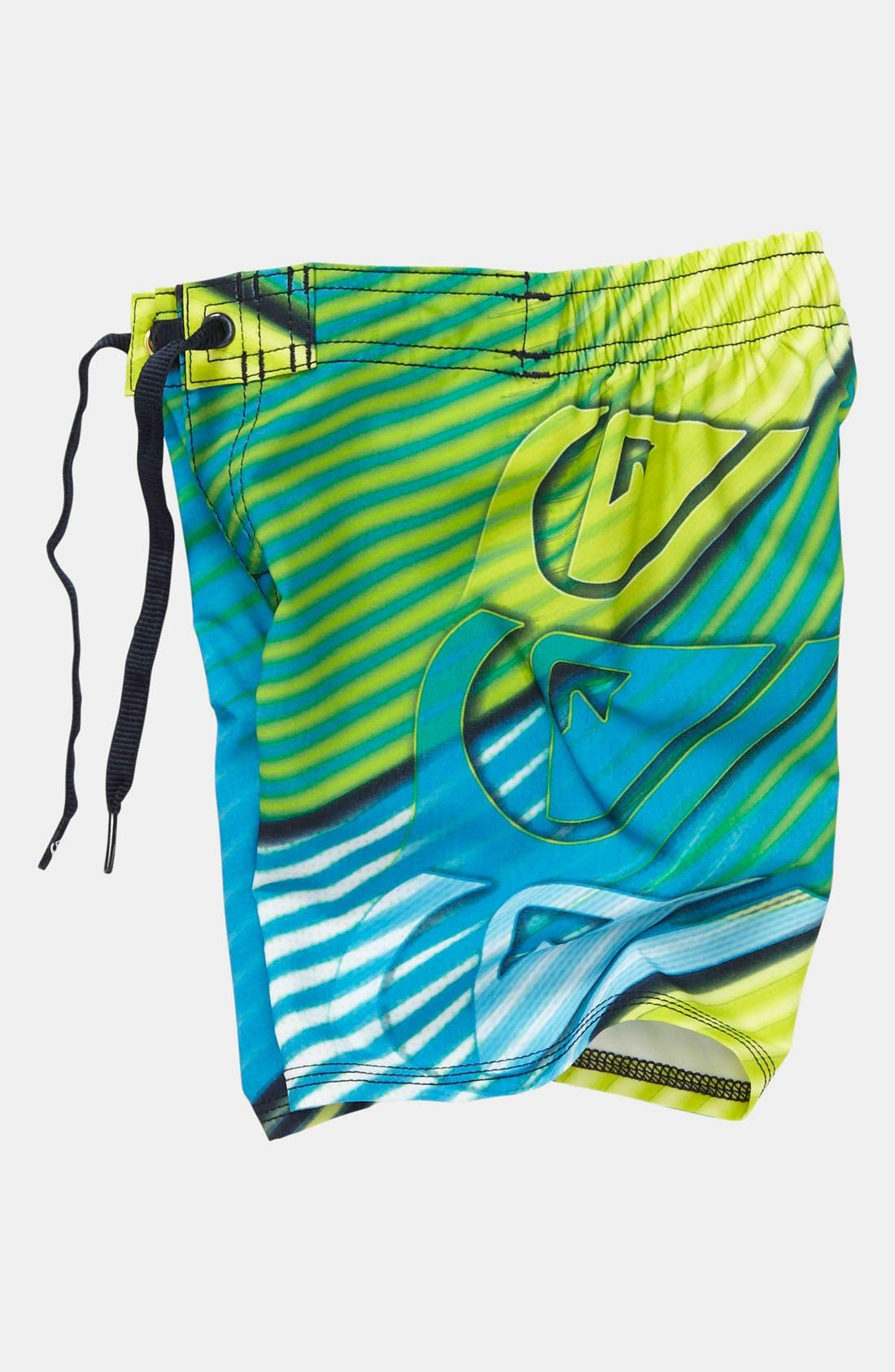 Alternate Image 2  - Quiksilver 'Gamma' Board Shorts (Toddler Boys)