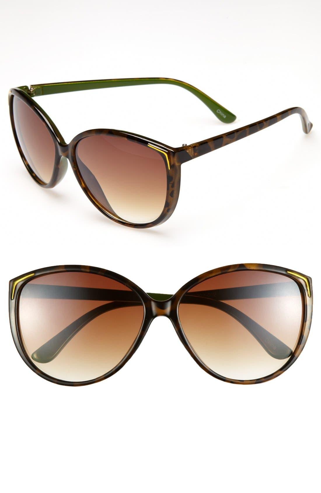 Main Image - Icon Eyewear 57mm Sunglasses