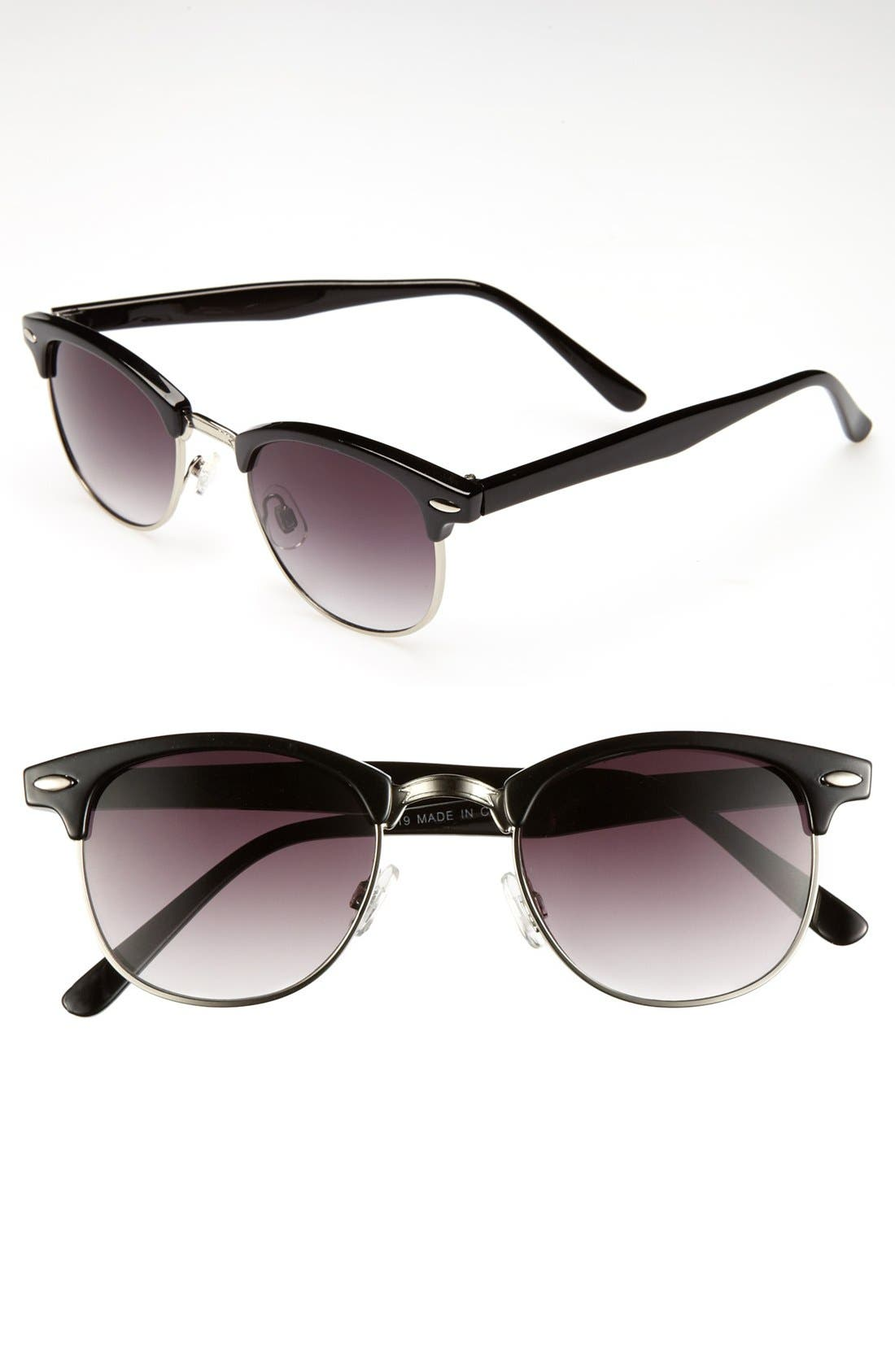 Alternate Image 1 Selected - KW 'Wade' Sunglasses
