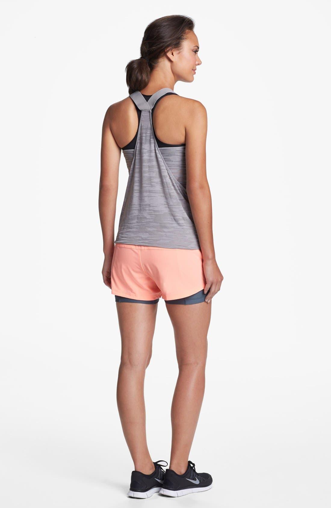 Alternate Image 4  - Nike 'Icon' 2-in-1 Dri-FIT Shorts