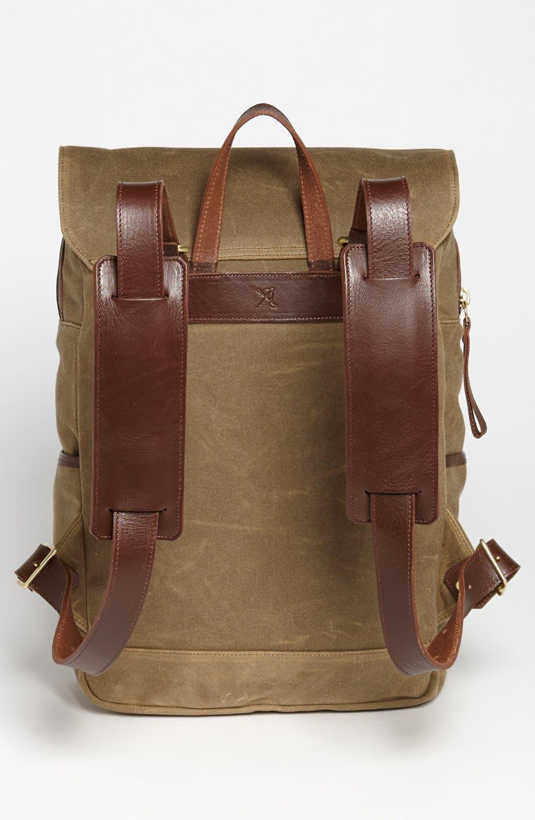 Alternate Image 2  - Ernest Alexander 'Fuller' Backpack
