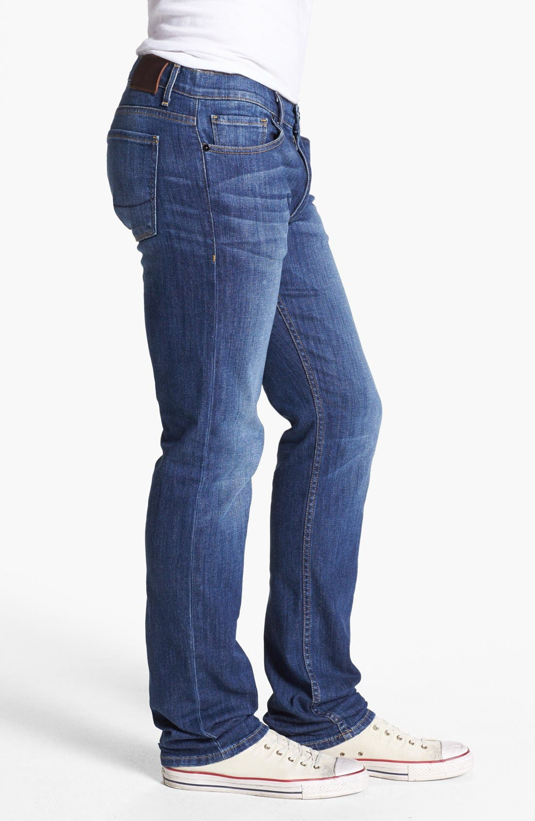 Alternate Image 3  - PAIGE 'Normandie' Slim Fit Jeans (Current)