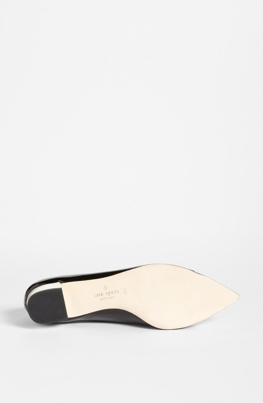 Alternate Image 4  - kate spade new york 'adie' pump