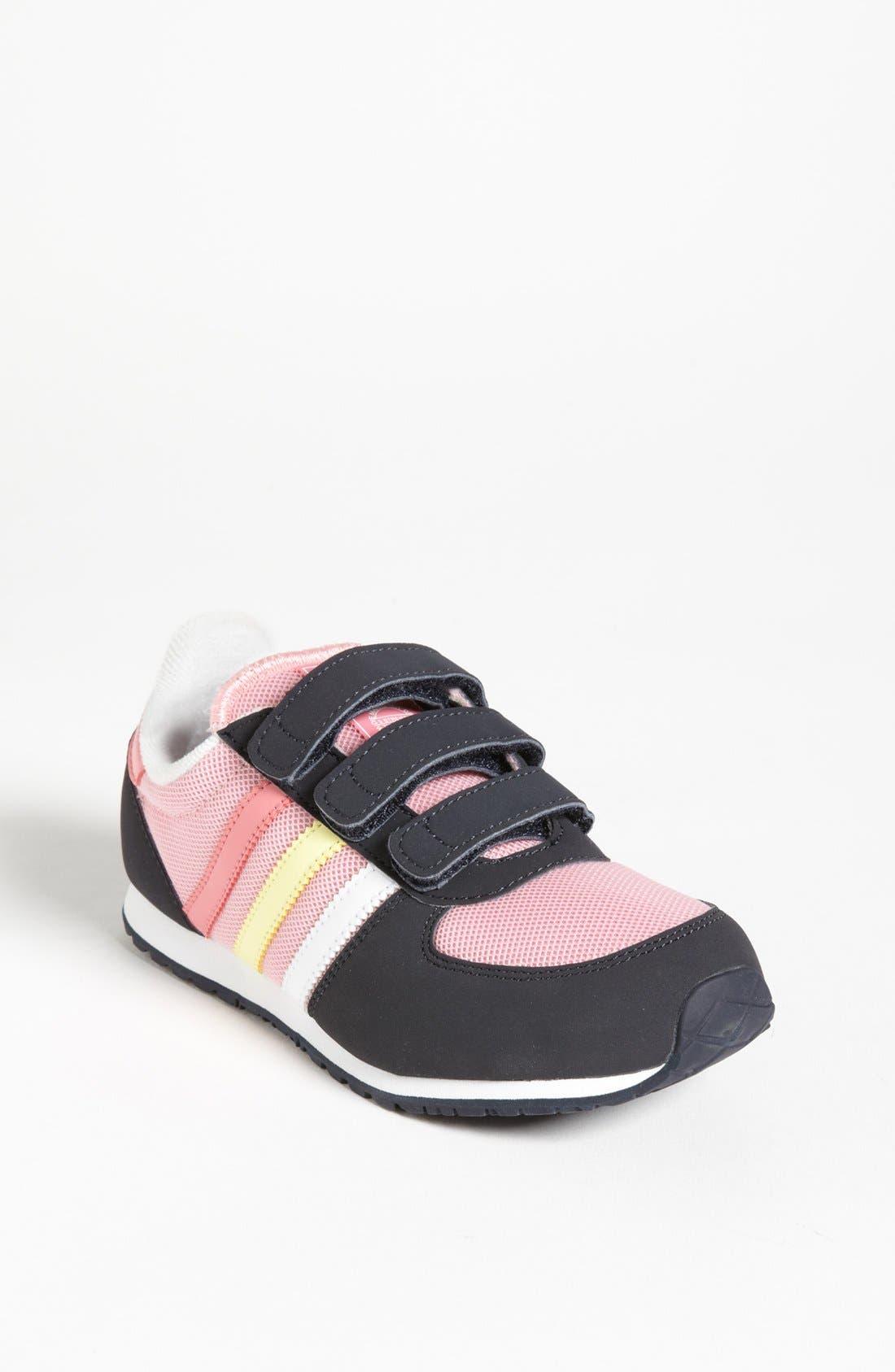 Alternate Image 1 Selected - adidas 'adistar Racer' Sneaker (Toddler & Little Kid)