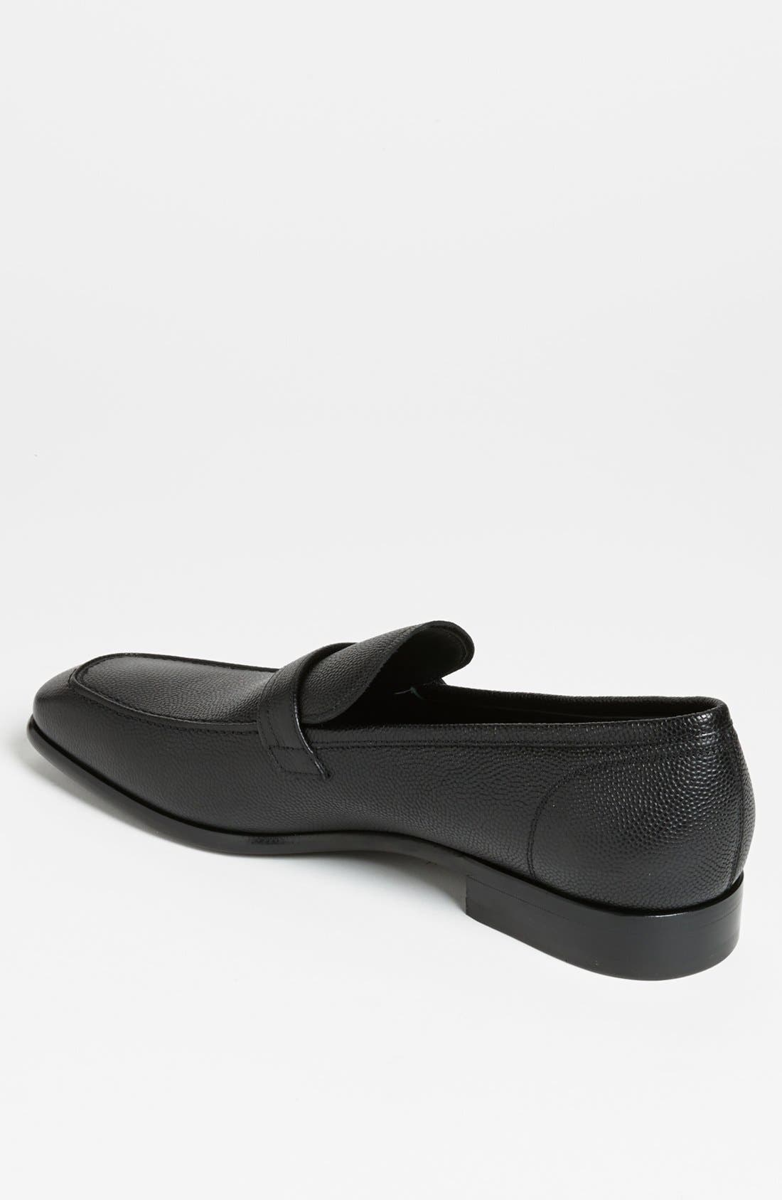 Alternate Image 2  - Salvatore Ferragamo 'Svezia' Loafer