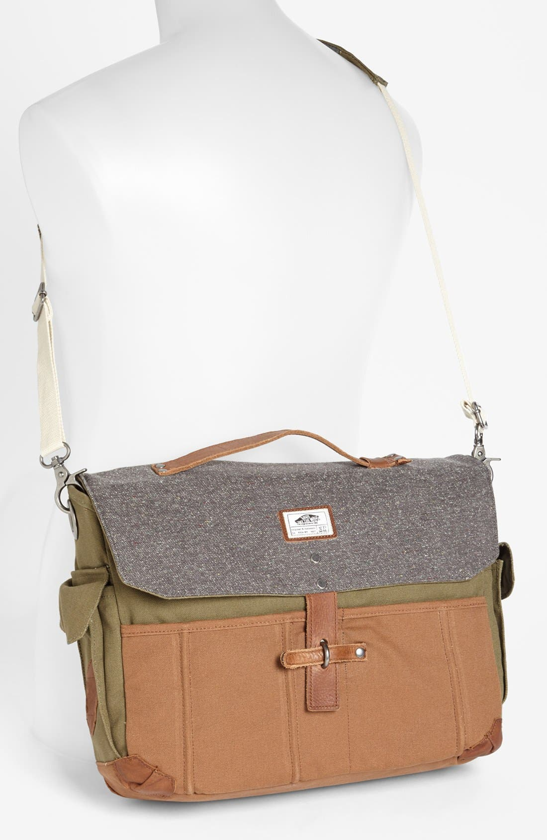 Alternate Image 2  - Vans 'Lassen' Messenger Bag