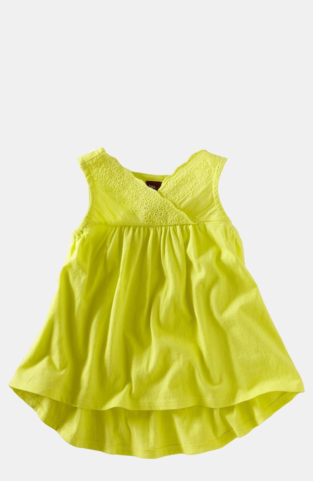 Alternate Image 1 Selected - Tea Collection Sleeveless Top (Little Girls & Big Girls)