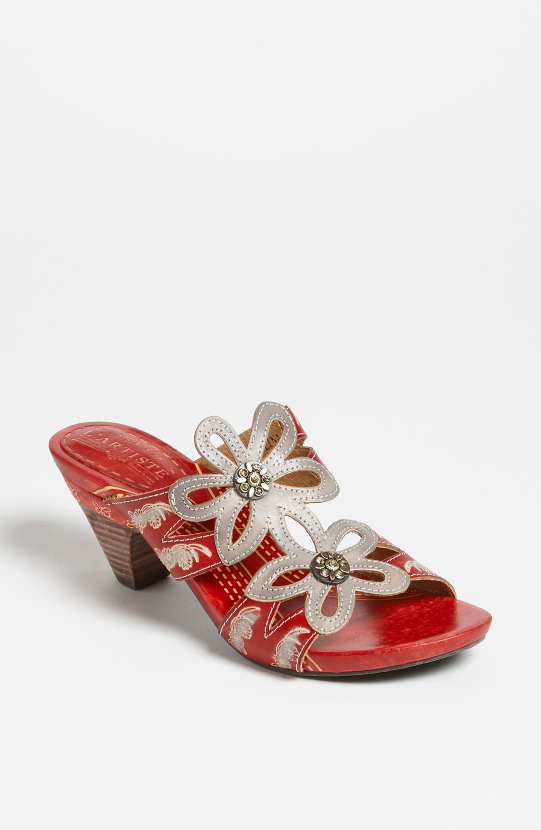 Main Image - Spring Step 'Carlina' Sandal