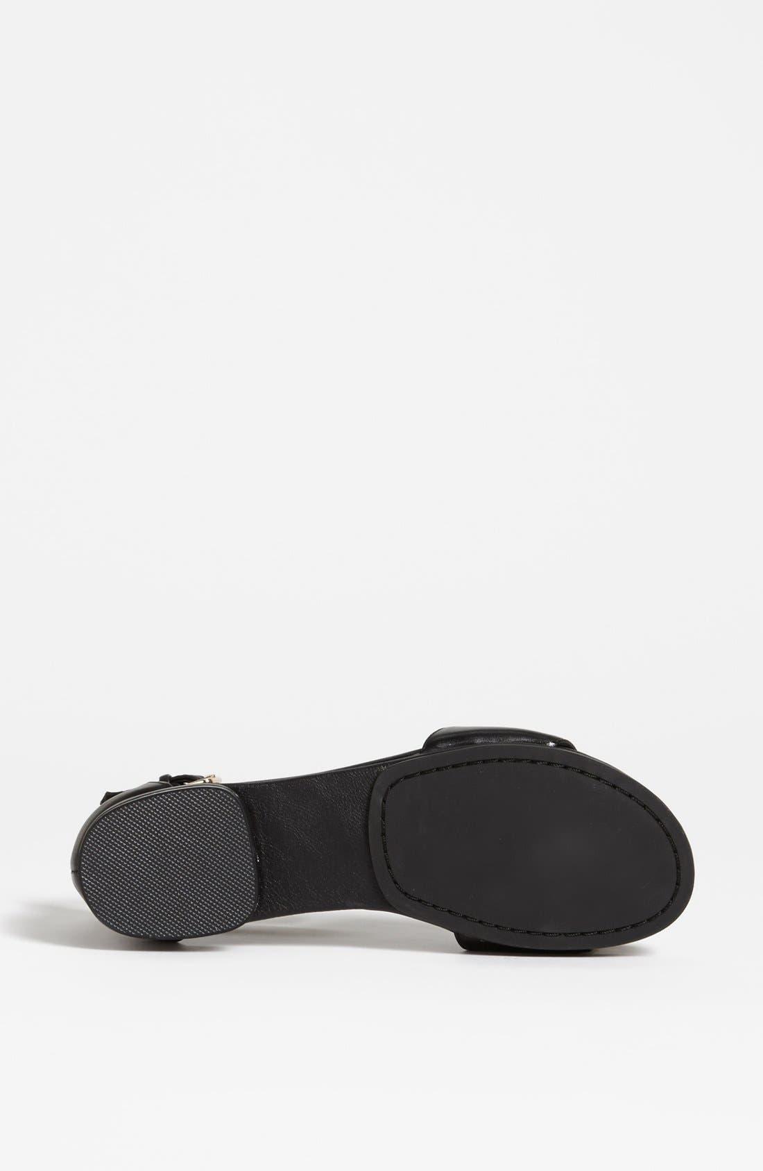 Alternate Image 4  - Topshop 'Fend' Sandal