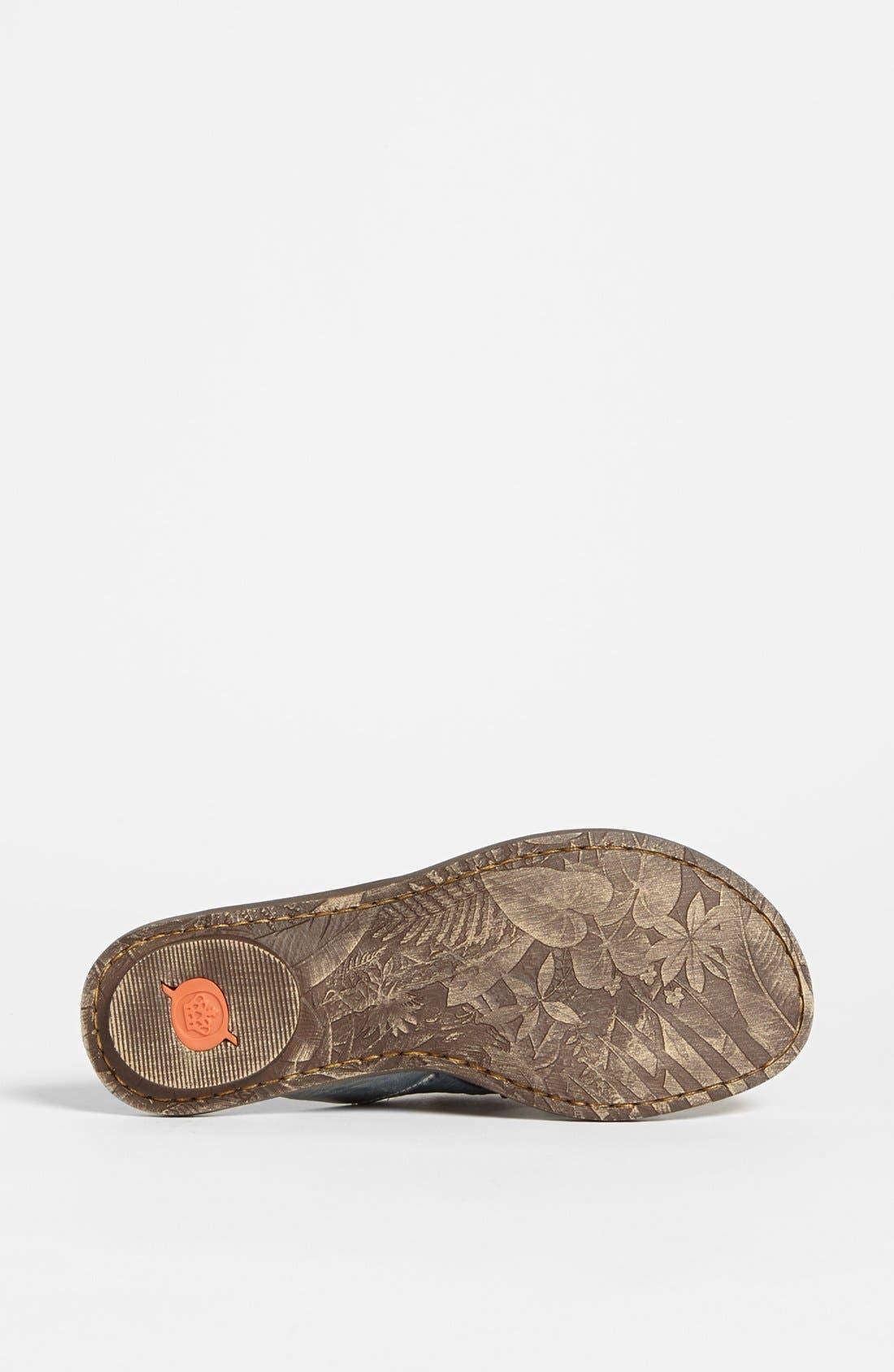 Alternate Image 4  - Børn 'Astrid' Sandal (Special Purchase)