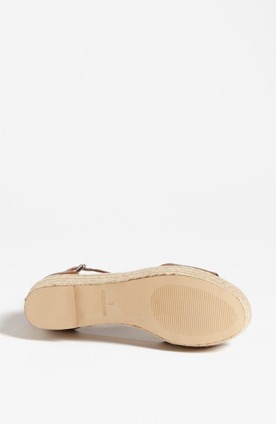 Alternate Image 4  - Topshop 'Woohoo' Sandal
