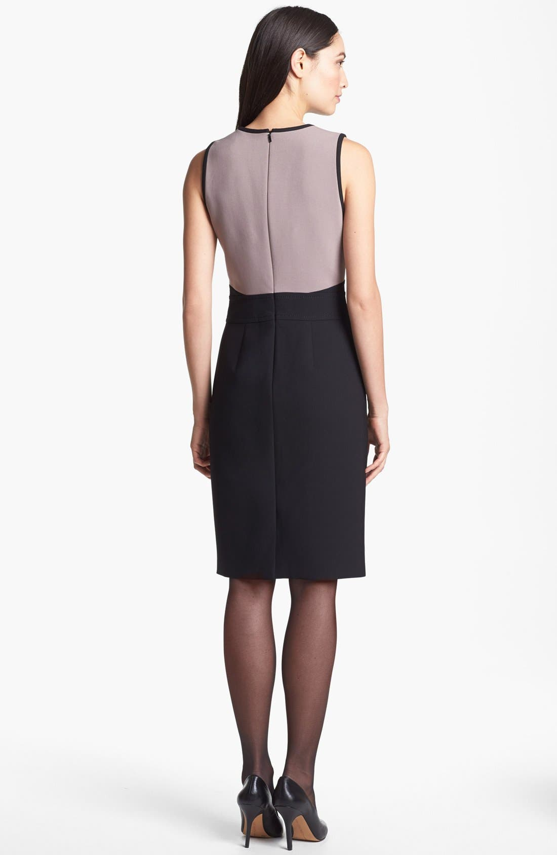 Alternate Image 2  - BOSS HUGO BOSS 'Dalota' Sheath Dress