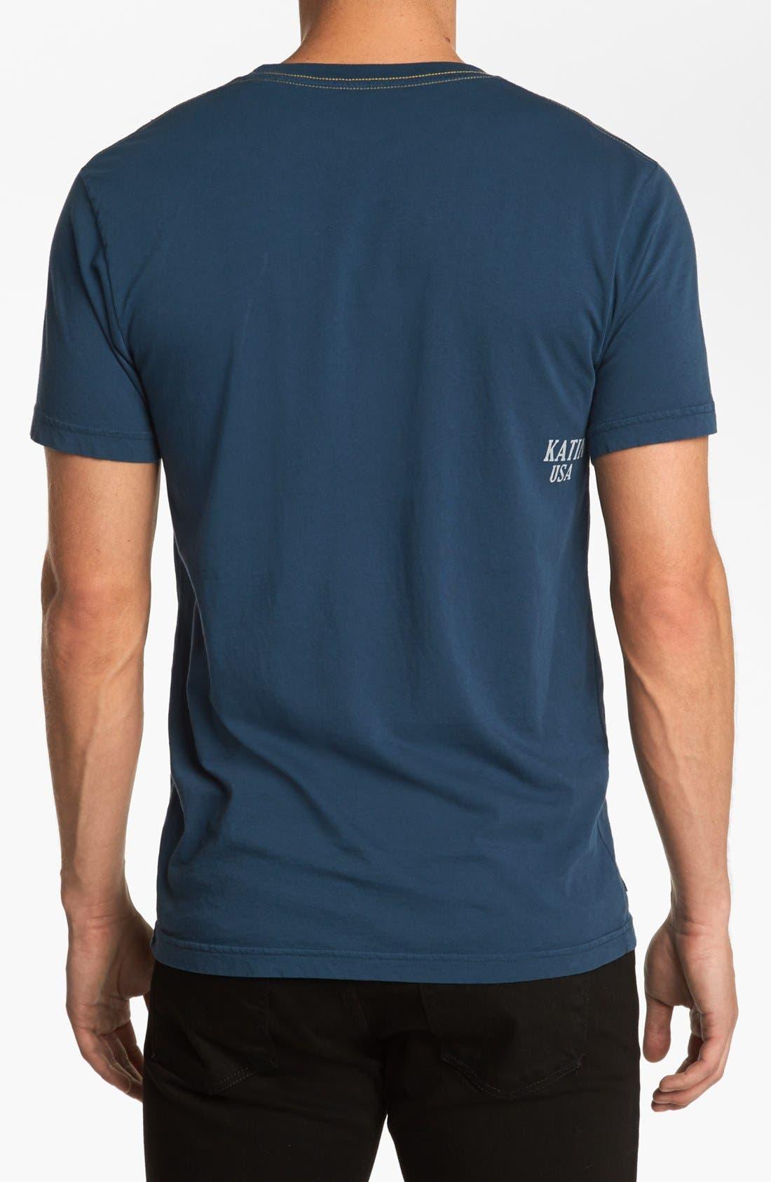 Alternate Image 2  - Katin 'Freedom' T-Shirt