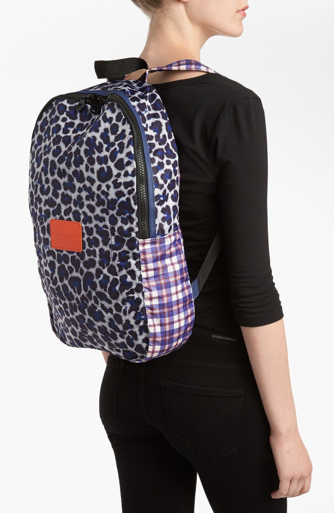 Alternate Image 2  - MARC BY MARC JACOBS Print Packable Backpack
