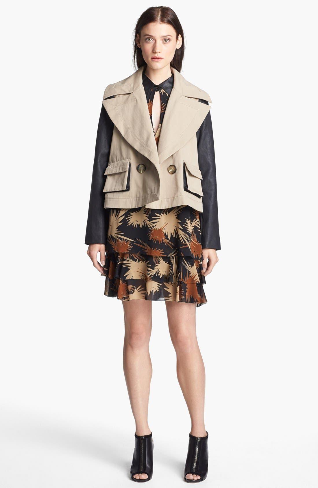 Alternate Image 2  - Rachel Zoe 'Keira' Crop Jacket