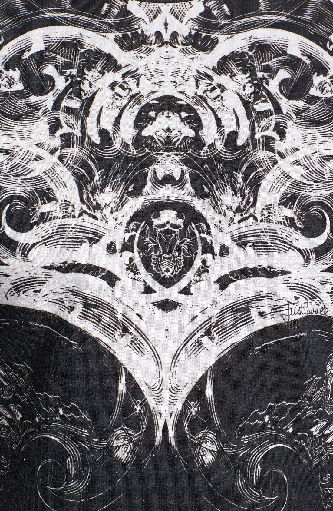 Alternate Image 3  - Just Cavalli Print T-Shirt
