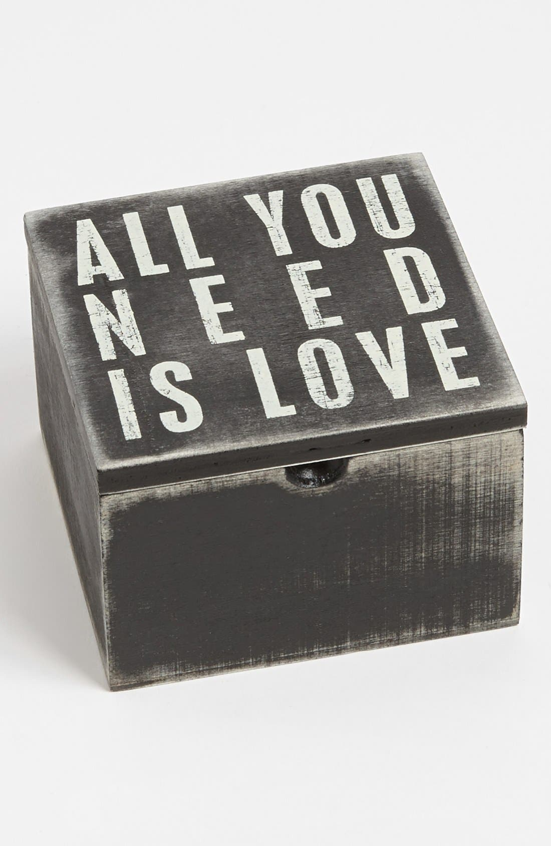 Alternate Image 1 Selected - Primitives by Kathy 'All You Need is Love' Box