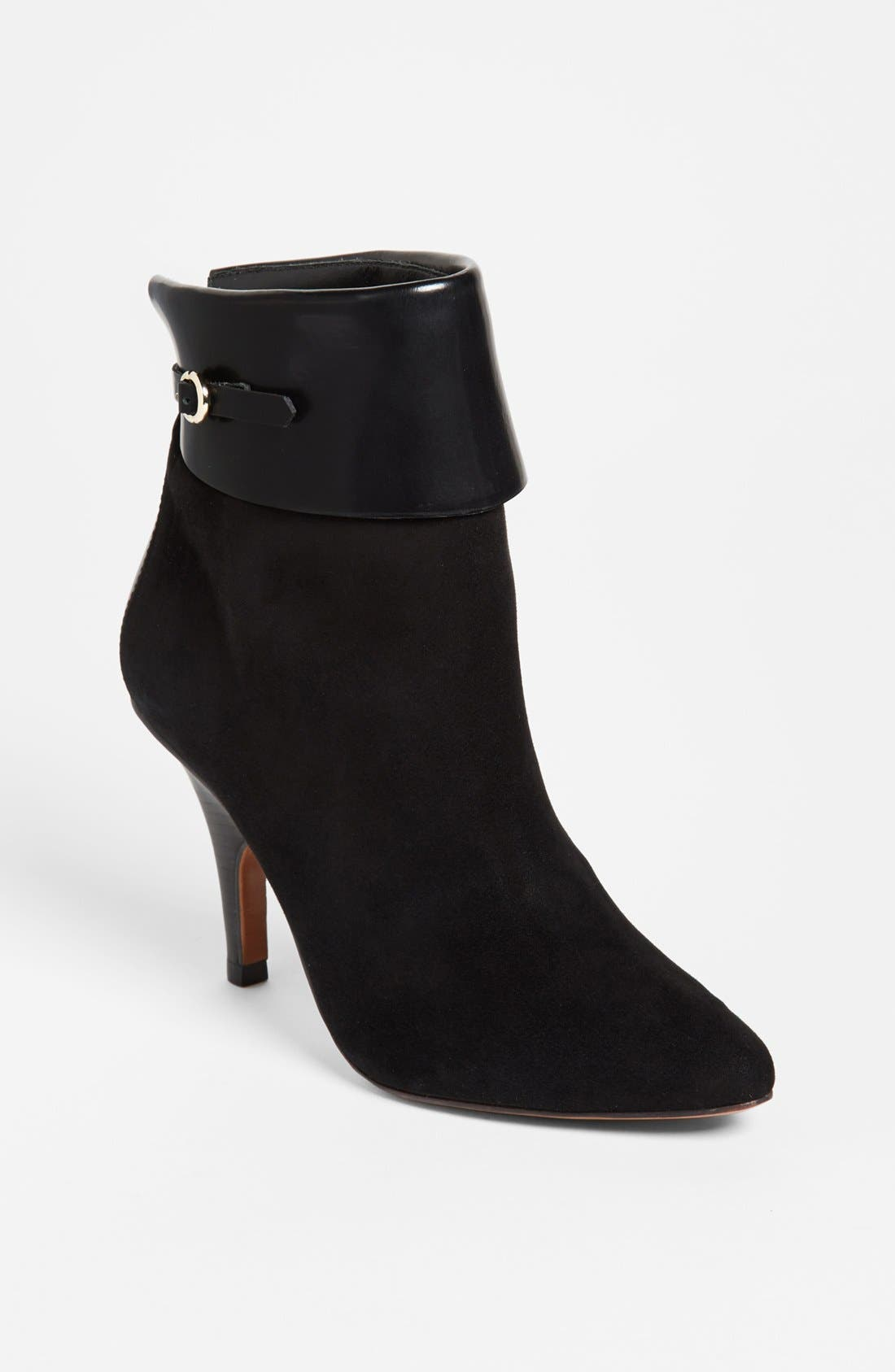 Main Image - Derek Lam 10 Crosby 'Vicky' Suede & Leather Bootie