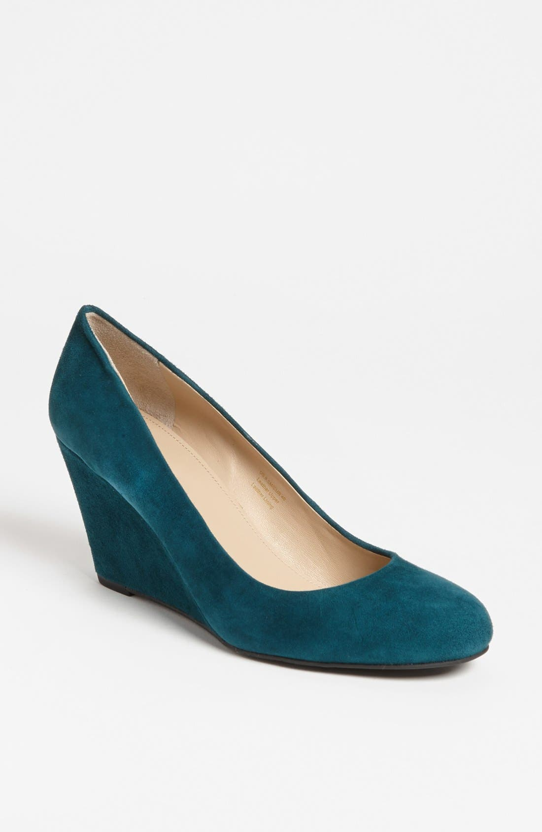Main Image - Via Spiga 'Farley' Wedge Pump