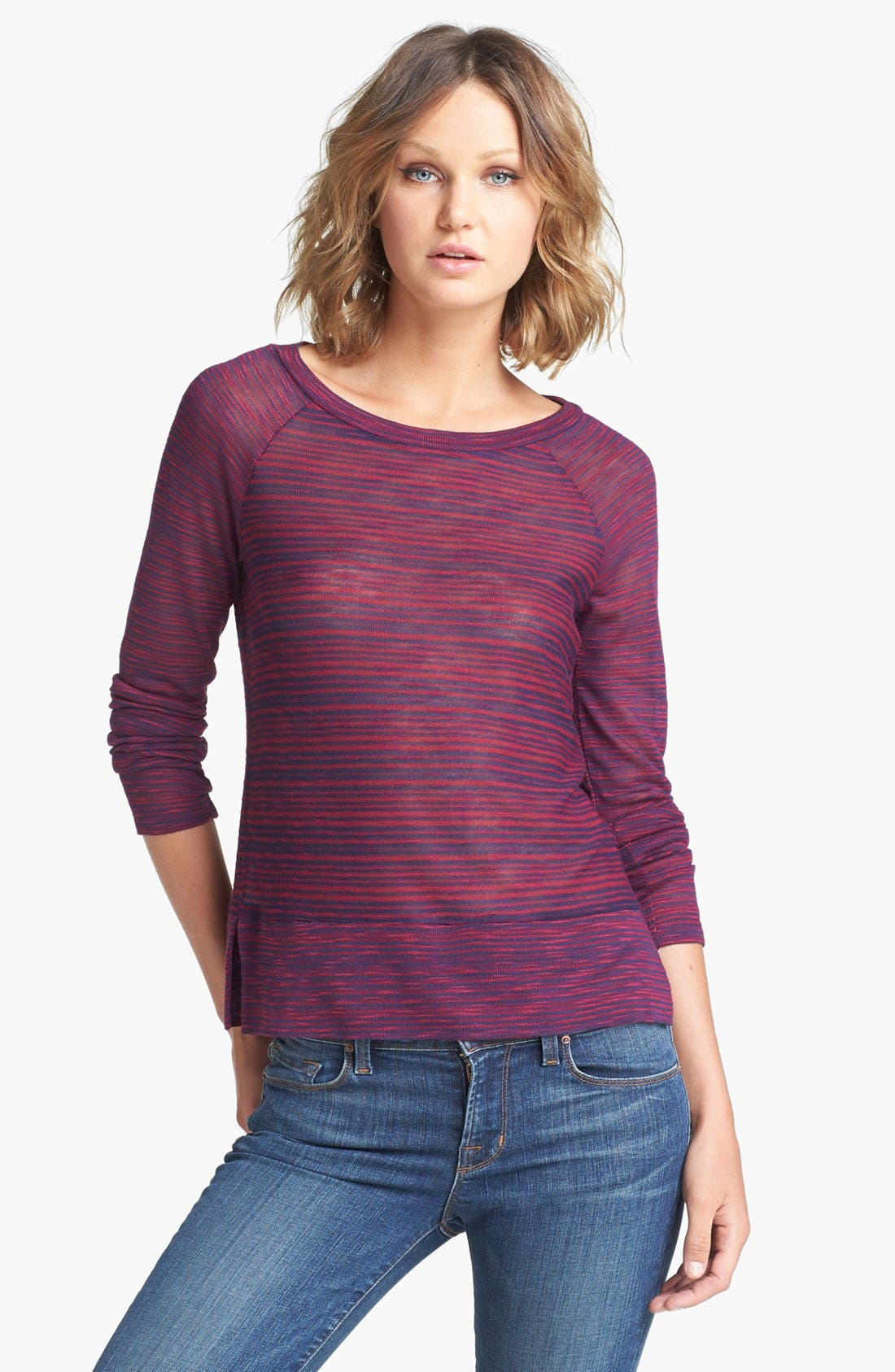 Alternate Image 1 Selected - Splendid 'West Village' Knit Pullover