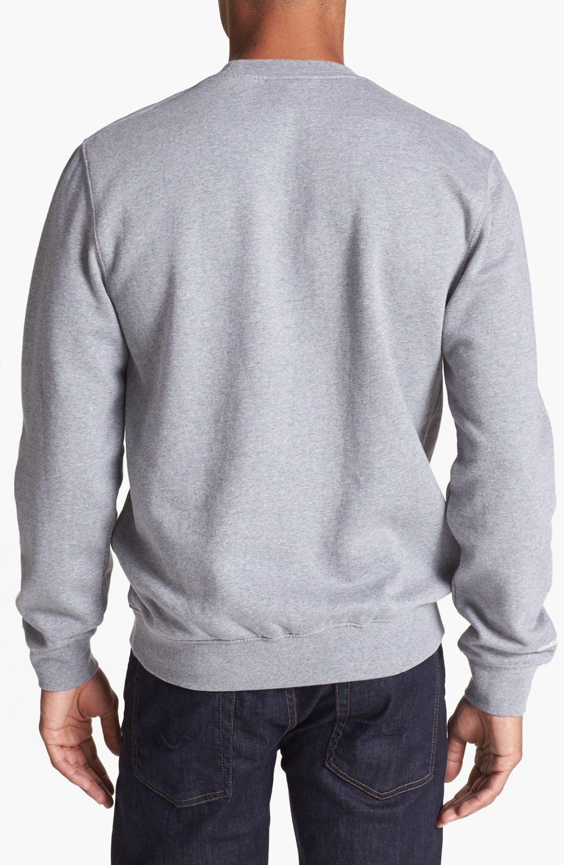 Alternate Image 2  - Mitchell & Ness 'Miami' Sweatshirt